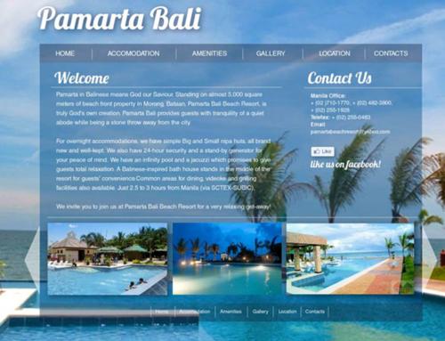 Pamarta Bali